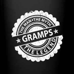 Gramps-The Man The Myth The Legend Mugs & Drinkware - Full Colour Mug