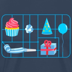 Navy birthday_kit_boy T-Shirts