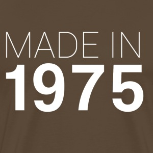 Made in 1975 T-Shirts - Men's Premium T-Shirt