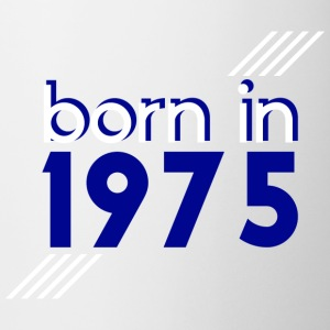 born in 1975 Mugs & Drinkware - Mug