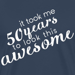 Awesome_50 T-Shirts - Men's Premium T-Shirt