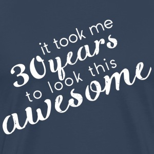 awesome_30 T-Shirts - Men's Premium T-Shirt