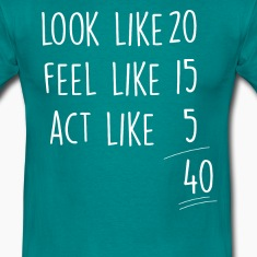 Divablau act_look_feel_40 T-Shirts