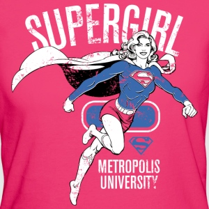 Supergirl Metropolis University - Organic damer