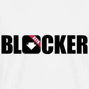 Beta blockers T-Shirts - Men's Premium T-Shirt