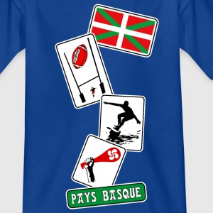 basque sport and tradition 11 Tee shirts - T-shirt Ado