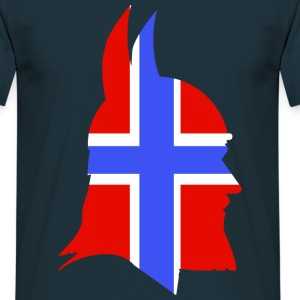 portrait-norge T-Shirts - Men's T-Shirt