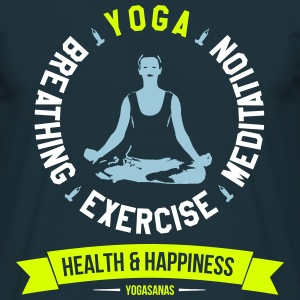 YOGA T-Shirts - Men's T-Shirt