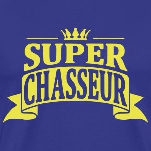 Super Chasseur Tee shirts - T-shirt Premium Homme