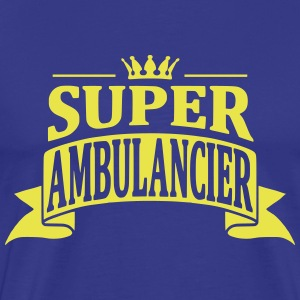 Super Ambulancier Tee shirts - T-shirt Premium Homme