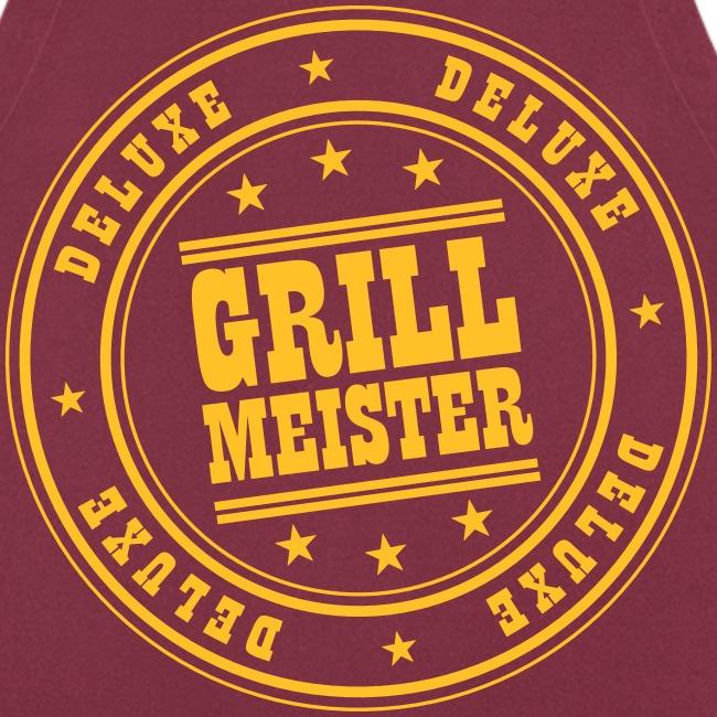 Grill Meister Deluxe Grillschürze