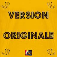 Motif ~ VERSION ORIGINALE - Jeux de Mots Francois Ville