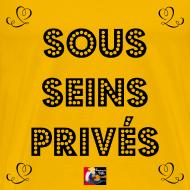 Motif ~ SOUS SEIN PRIVÉ - Jeux de Mots Francois Ville