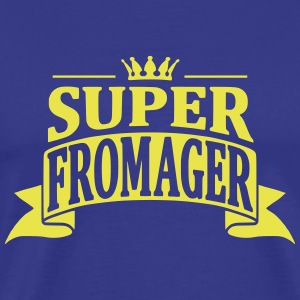 Super Fromager Tee shirts - T-shirt Premium Homme
