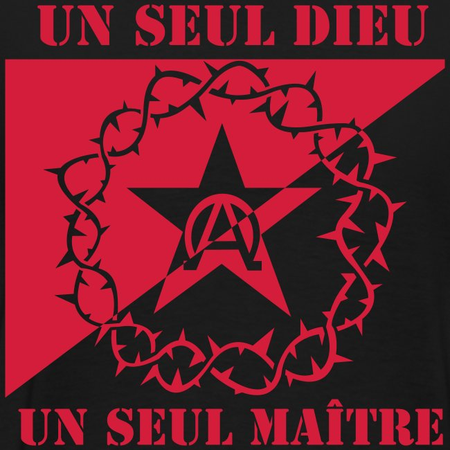 Anarchrist Grande taille