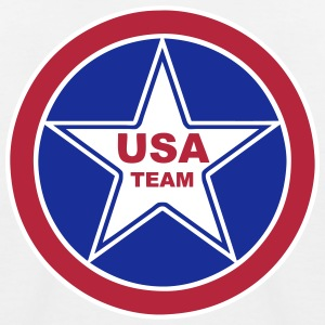 USA team Tee shirts - T-shirt baseball Enfant