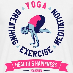 YOGA 2 T-Shirts - Men's T-Shirt
