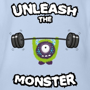 Unleash the Monster Shirts - Rompertje