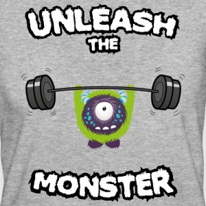 Unleash the Monster Magliette - T-shirt ecologica da donna