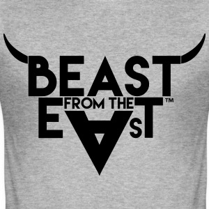 BEAST Of The EAST - Men's Slim Fit T-Shirt