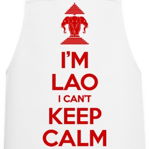 I'm Lao I Can't Keep Calm  Aprons - Cooking Apron