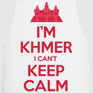 I'm Khmer I Can't Keep Calm  Aprons - Cooking Apron