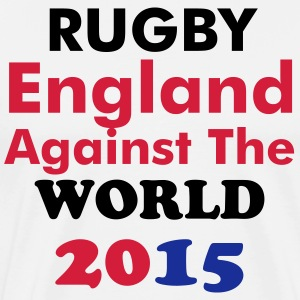 England Rugby - Men's Premium T-Shirt