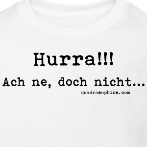 Hurra T-Shirts - Kinder Bio-T-Shirt