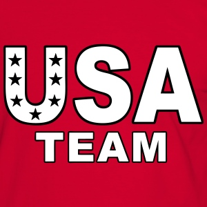 USA Team - T-shirt contraste Homme