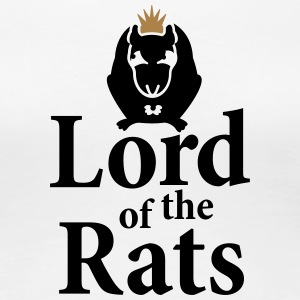 Lord of the rats (2c) T-Shirts - Frauen Premium T-Shirt