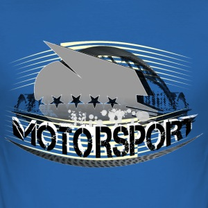 motorsport-motorcross-mot T-Shirts - Men's Slim Fit T-Shirt