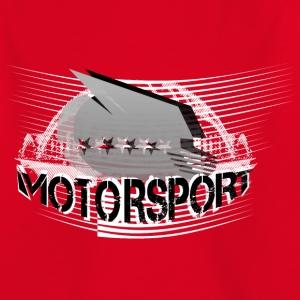 racing-motor-motorsport.png T-shirts - Børne-T-shirt