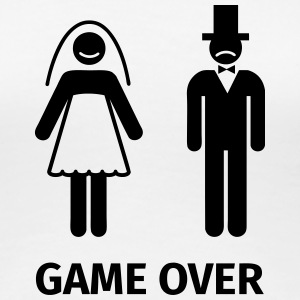 game over T-Shirts - Frauen Premium T-Shirt