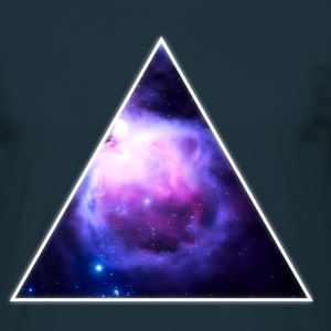 Deep Space Hipster - Männer T-Shirt
