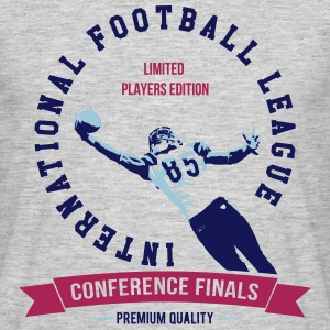 INTERNATIONAL FOOTBALL LEAGUE 2 T-Shirts - Men's T-Shirt