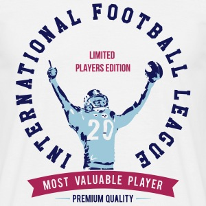 INTERNATIONAL FOOTBALL LEAGUE T-Shirts - Men's T-Shirt