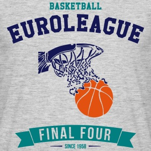 BASKETBALL EUROLEAGUE - Männer T-Shirt