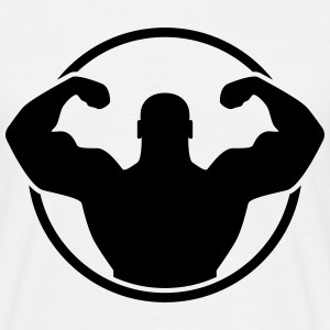 Bodybuilding T-Shirts - Men's T-Shirt