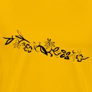 Design ~ HawaiiFlowers Invert Men