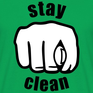 stay clean T-shirts - T-shirt herr