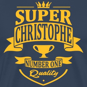 Super Christophe Tee shirts - T-shirt Premium Homme
