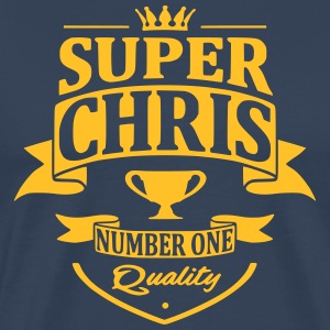 Super Chris Tee shirts - T-shirt Premium Homme