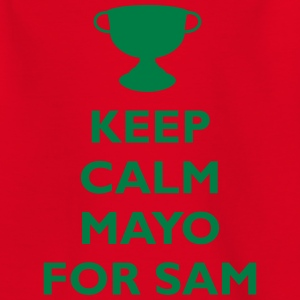 Keep Calm Mayo for Sam (TEENAGER) - Teenage T-shirt