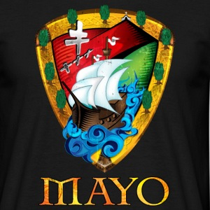 Mayo Shield (MENS) - Men's T-Shirt