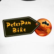 Grafiikka ~ PeterPanBike paita