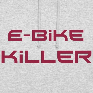 e-bike killer Pullover & Hoodies - Unisex Hoodie
