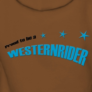 Proud to be a Westernrider - Frauen Premium Hoodie