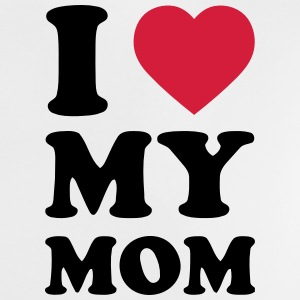 I LOVE MY MOM Camisetas - Camiseta bebé