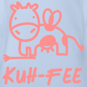 Kuh Fee T-Shirts - Baby Bio-Kurzarm-Body