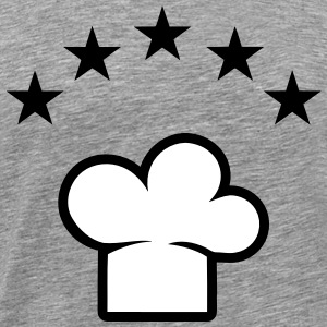 HEAD CHEF T-Shirts - Men's Premium T-Shirt